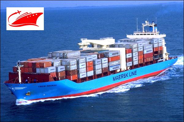 Bảng giá cước tàu biển đi quốc tế hàng nguyên cont và hàng lẻ